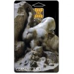 Phonecard for sale: Ladatel, Sculptures, Apres L'Orgie 1910, $20