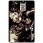 The Phonecard Shop: Ladatel, Sculptures by A.Rodin, Las Tres Sombras 1880, $20