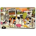 The Phonecard Shop: Mexico, Ladatel, Illustrations, Viveros, $30