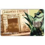 The Phonecard Shop: Mexico, Ladatel, Old Popular Restaurants, Aguantas l'Otra, $50