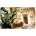 The Phonecard Shop: Mexico, Ladatel, Old Popular Restaurants, La Tlaxcalteca, $30