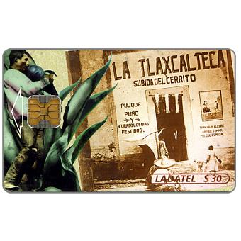 Phonecard for sale: Ladatel, Old Popular Restaurants, La Tlaxcalteca, $30