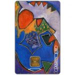 The Phonecard Shop: Ladatel, Zodiacus, Piscis, $50