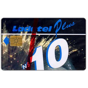 Phonecard for sale: Ladatel Plus, Fibra Optica, N$10, chip GEM