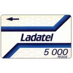 Phonecard for sale: Ladatel,  Sanborns internet, $30