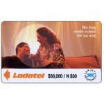 Phonecard for sale: No hay nada como…, 14MEXA, $30.000