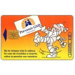 The Phonecard Shop: Mexico, Ladatel,  Sanborns internet, $30