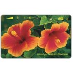 The Phonecard Shop: Northern Mariana Islands, Hibiscus, 10 units