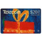 The Phonecard Shop: New Zealand, Christmas 1990, Present, $20