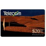 The Phonecard Shop: New Zealand, Landscapes,  Pine Plantation, $20