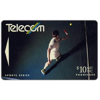 The Phonecard Shop: Summer Sports, Tennis, $10