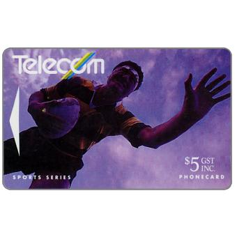Phonecard for sale: Winter Sports, Rugby, $5