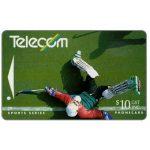 The Phonecard Shop: New Zealand, Winter Sports,  Hockey, $10