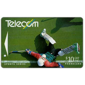 Phonecard for sale: Winter Sports,  Hockey, $10
