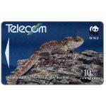 The Phonecard Shop: New Zealand, WWF, Tuatara, $10