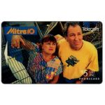 The Phonecard Shop: New Zealand, Mitre 10, $5