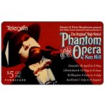The Phonecard Shop: Phantom of the Opera, $5