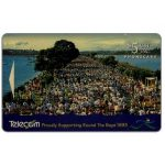 The Phonecard Shop: New Zealand, Round the Bay Race, $5