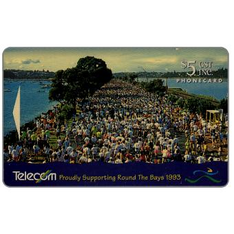 The Phonecard Shop: Round the Bay Race, $5