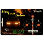 Phonecard for sale: Stop, Look, Listen, $5