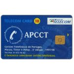 Phonecard for sale: Portugal Telecom - APCCT, Phonecards collecting, 10 units