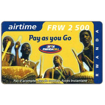 The Phonecard Shop: Traditional players, FRW 2500