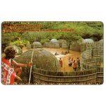 The Phonecard Shop: Swaziland, Cultural village, E20