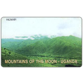 P&T - Mountains of the Moon, 10 units