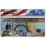 The Phonecard Shop: Nynex - Ellis Island puzzle 3/4, $5.25