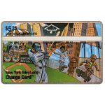 The Phonecard Shop: U.S.A., Nynex - Summer in the City, $5.25
