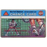 The Phonecard Shop: Nynex - New York Tennis Championship 1993, $5.25