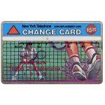 The Phonecard Shop: U.S.A., Nynex - New York Tennis Championship 1993, $5.25