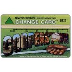 The Phonecard Shop: U.S.A., Nynex - Wish You Were Here 1/5, Cooperstown, $5.25