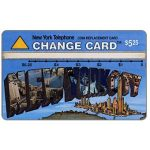 The Phonecard Shop: U.S.A., Nynex - Wish You Were Here 4/5, New York City, $5.25
