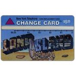 The Phonecard Shop: Nynex - Wish You Were Here 5/5, Long Island, $5.25