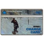 The Phonecard Shop: Nynex - The Spirit of Service, $5.25