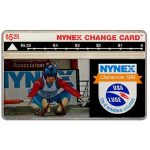 The Phonecard Shop: U.S.A., Nynex - Lillehammer Olympic Luge, $5.25