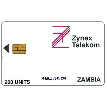 Zynex - First issue, 200 units