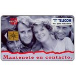 The Phonecard Shop: Telecom Argentina - Keep in touch, 100 pulsos