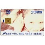 The Phonecard Shop: Telecom Argentina - Children, 100 pulsos