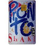 The Phonecard Shop: Argentina, Telefonica de Argentina - Pronto Shake, 25 fichas