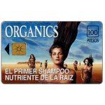 The Phonecard Shop: Argentina, Telecom Argentina - Organics, 100 pulsos