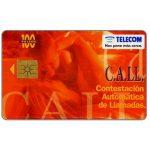 The Phonecard Shop: Argentina, Telecom Argentina - C.A.L.L., 100 pulsos