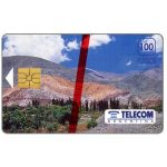 The Phonecard Shop: Argentina, Telecom Argentina - Seven Colours Hill, 100 pulsos