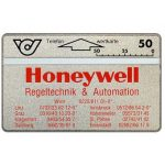 The Phonecard Shop: Austria, Honeywell, 50 units