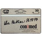 The Phonecard Shop: Con Med, 20 units