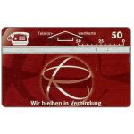 The Phonecard Shop: Reed-Messe-SBG, 603L, 50 units