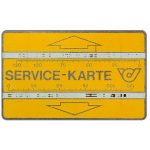The Phonecard Shop: Austria, Service card, without notch, 804S, 240 units