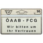 The Phonecard Shop: OAAB-FCG, 20 units