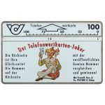 The Phonecard Shop: Austria, Der Telefonwertkarten-Joker, 100 units
